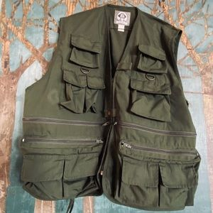 UTILITY VEST LARGE ROTHCO